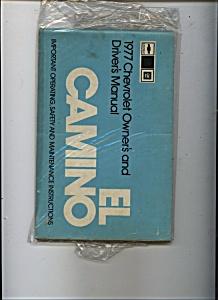 El Camino 1977 Manual (Image1)