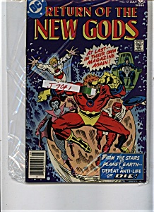 Return of the New Gods - DC comics - July 1977 (Image1)