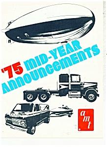 1975 AMT MODEL CAR ZEPPELIN ++ KIT CATALOG RARE (Image1)