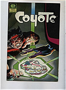Coyote = Epic comics - June 1983 (Image1)