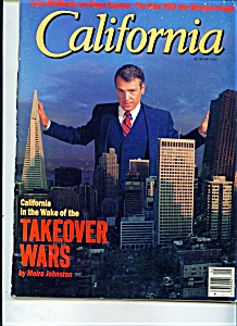 California magazine-   May 1987 (Image1)