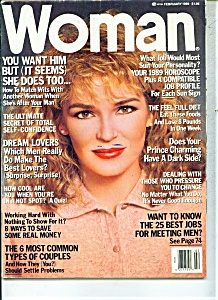 Woman Magazine- February 1989 (Image1)