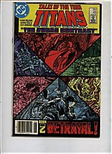 Tales of the Teen Titans - DC comics - June 1984 (Image1)