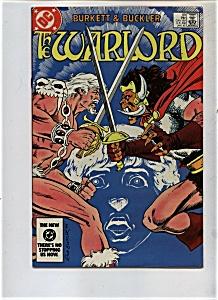 The Warlord - DC comics - January 1985 (Image1)