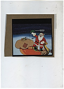 Dominica Stamp $4.00  Christmas 1981 (Image1)