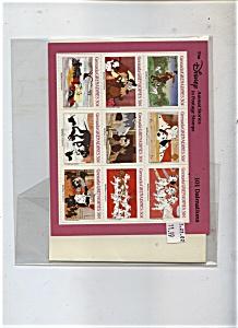 Grenada Grenadines stamps - 101 Dalmatians (Image1)