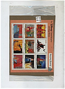 Grenada Stamps - Sleeping Beauty (Image1)