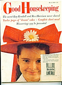 Good Housekeeping - March 1960 (Image1)