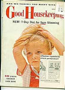 Good Housekeeping -  August 1959 (Image1)