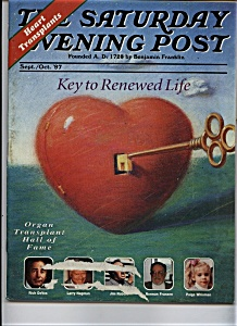 Saturday Evening Post - Sept/Oct. 1997 (Image1)