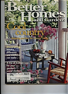 Better Homes and Gardens - August 1998 (Image1)