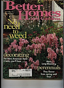 Better Homes and Gardens - May 1998 (Image1)