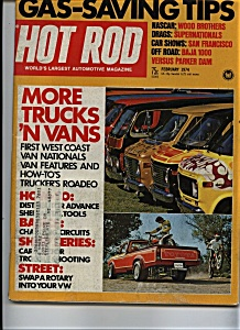 Hot Rod  - February 1974 (Image1)