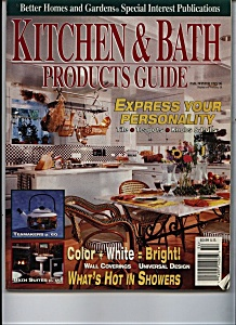 Better Homes & Gardens -Kitchen & Bath guide - 1995 (Image1)