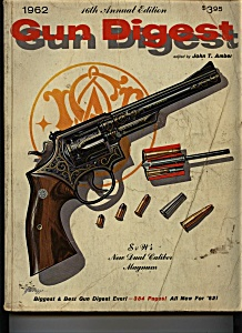 Gun Digest -  1962   l6th Annual Edition (Image1)