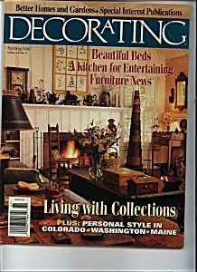 Better Homes and Gardens - Decorating - Spring  1996 (Image1)