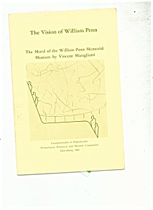The Vision Of William Penn- 1965