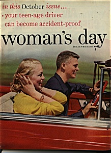 Woman's Day - October 1953