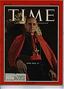 Time Magazine - June 28, 1963 (Image1)