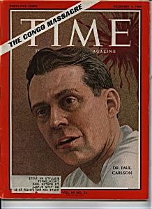 Time - December 4, 1964 (Image1)