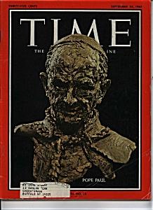 Time - September  24, 1965 (Image1)