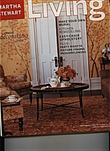 Martha Stewart LIVING - September 2002 (Image1)