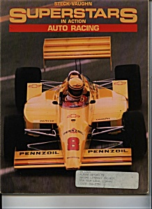 Superstars in action -Auto racing - copyright 1990 (Image1)