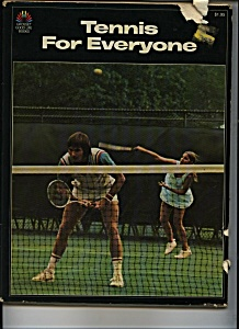 Tennis for Everyone - Copyright 1975 (Image1)