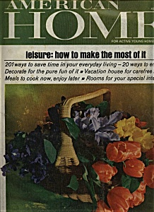 American Home - April  1967 (Image1)