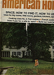 American Home - September  1967 (Image1)