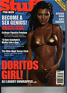 Stuff - October 2000 (Image1)