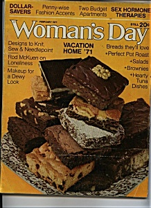 Woman's Day - February 1971 (Image1)