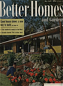 Better Homes And Gardens - May 1954