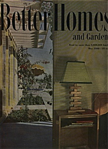 Better Homes and Gardens - May 1948 (Image1)