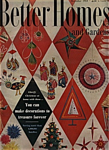 Better Homes and Gardens - December 1954 (Image1)