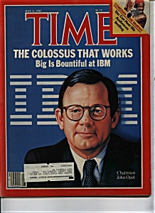 Time - July 11 , 1983