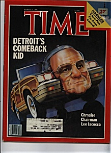 Time - March 21, 1983