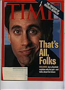 Time - January 12, 1998 (Image1)