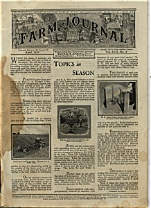 Farm  Journal - April 1933 (Image1)