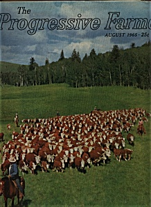 The Progressive Farmer - August 1965 (Image1)