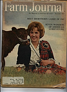 Farm Journal  - November 1965 (Image1)
