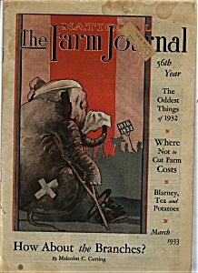 The Farm Journal - March 1933 (Image1)
