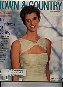 Town & Country - March 1998 (Image1)