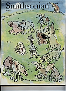 Smithsonian WHY DOGS BARK POLLY PRY Mag 1991 (Image1)
