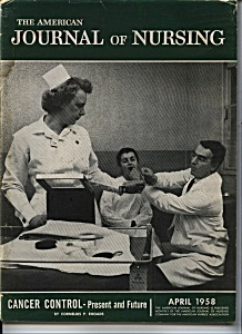 Journal of Nursing - April 1958 (Image1)