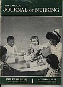 Journal of Nursing - November 1958 (Image1)