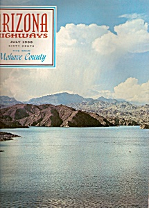 Arizona Highways - July 1968 (Image1)