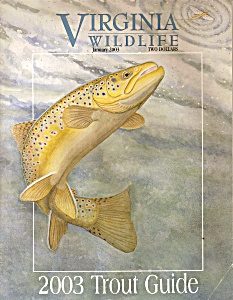 Virginia Wildlife -   January 2003 (Image1)