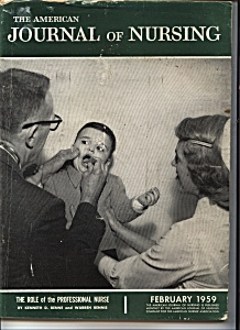Journal of Nursing - February 1959 (Image1)