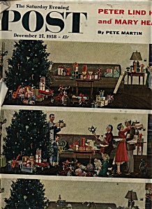 The Saturday Evening Post - December 27, 1958